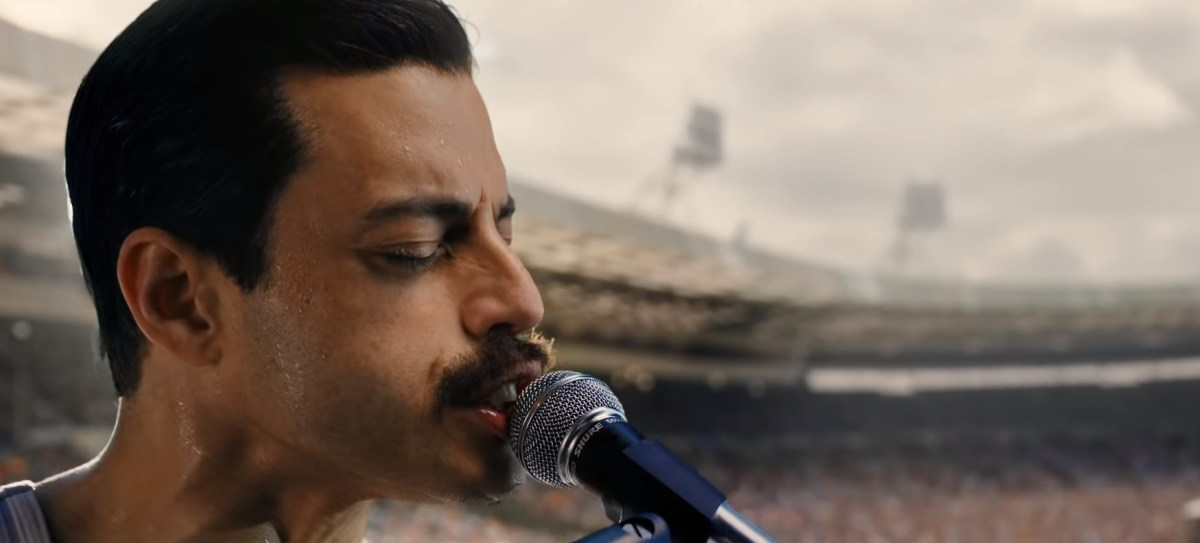 Behold, the trailer for Queen's Freddie Mercury biopic Bohemian Rhapsody!